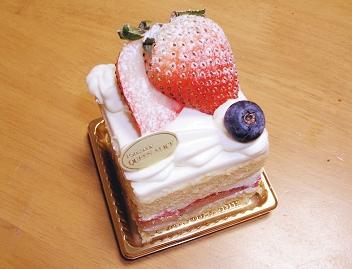 クィーンアリスのショートケーキ