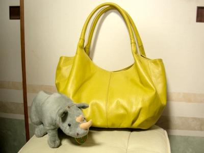 久しぶりにバッグ買った。