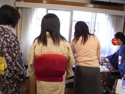 きものの喜 銀座庵2009秋  出品小物たち