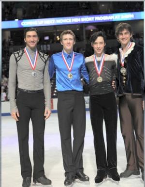 フィギュアスケート全米選手権男子FS
