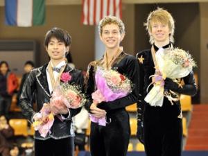 四大陸フィギュアスケート選手権 男子シングル