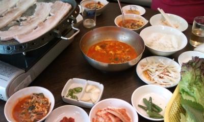 ミニ韓国旅行