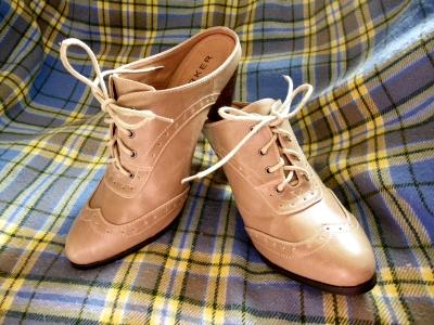 8cmヒールの靴
