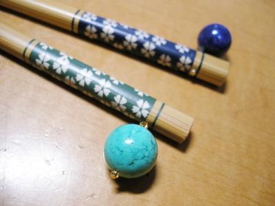 バリュー珠かんざし(お箸かんざし)