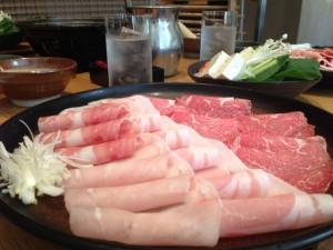 好の笹のお肉
