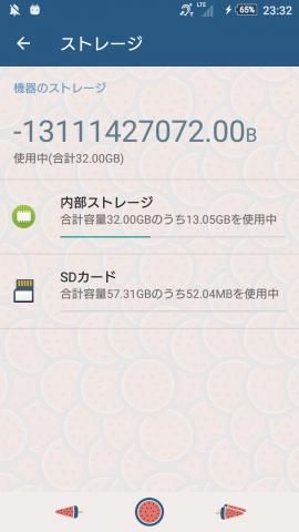 Android6.0のSDカード内部ストレージ化