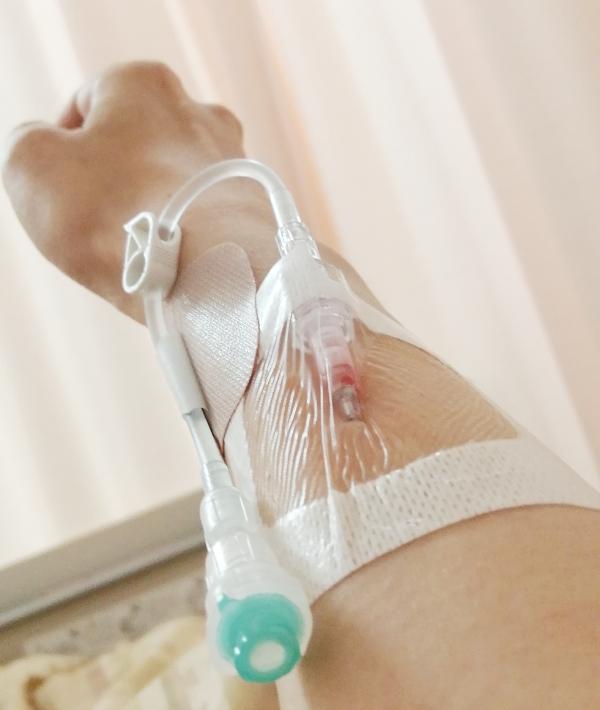 子宮筋腫と卵巣嚢腫と…(5)手術日(入院2日目)